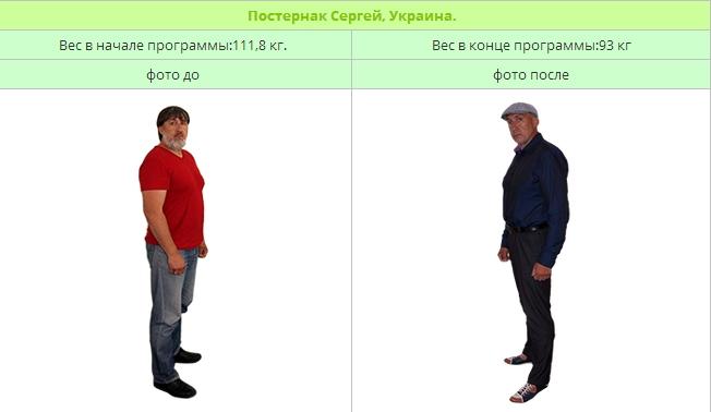 программа коррекции веса нсп