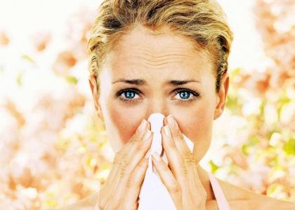 Помощь при аллергии
