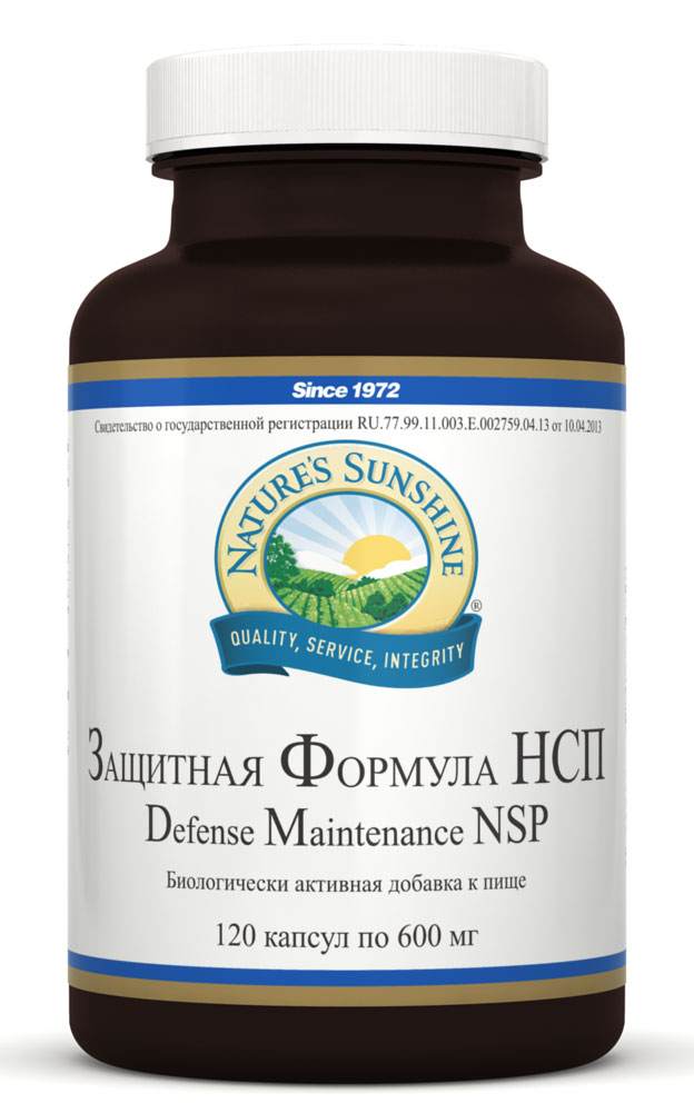 Defense Maintenance NSP. Защитная формула НСП