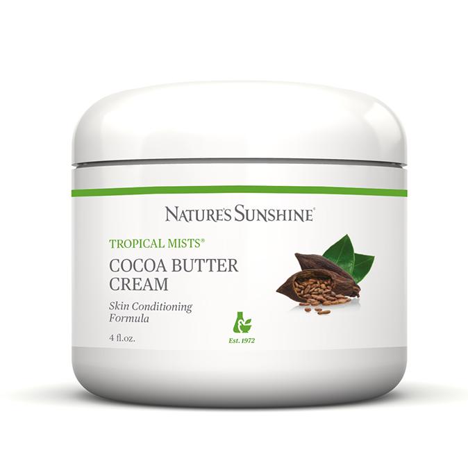 Cocoa Butter Cream. Крем косметический с какао