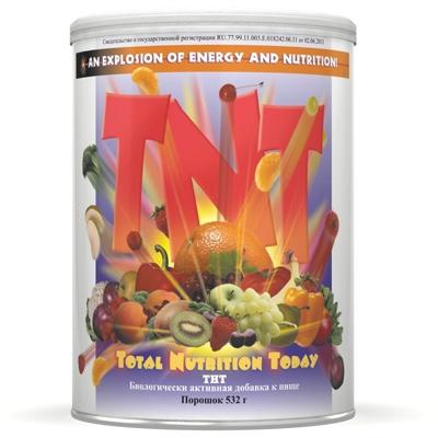 Осенняя акция на витаминный коктейль TNT!