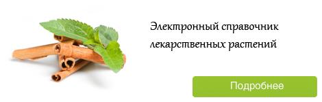Справочник лекарственных растений