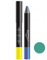 Устойчивые тени - карандаш для глаз. Морская волна