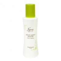 Creamy,Make-up,Remover,Fresh,and Flawless,Молочко,для снятия,макияжа,nsp,natria new