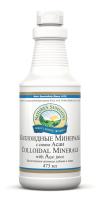 Colloidal Minerals NSP. Коллоидные минералы НСП