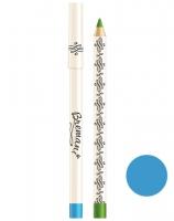 жемчужные карандаши для глаз,зеленый блеск,нежно-голубой,nsp,bremani,nature sunshine products