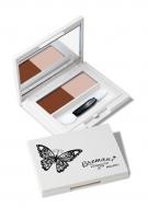 Bremani Milano Butterfly,Компактные, матовые, тени, с оливковым маслом, витамином Е