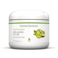 Relaxing TT Oil,средство расслабляющее с маслом чайного дерева,Tropical Mists,лечебная косметика