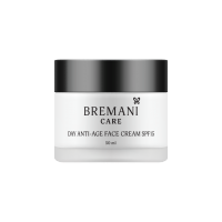 Day Anti-age Face Cream SPF 15, антивозрастной крем, bremani care new, линейка bremani care, bremani италия