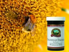 Bee Pollen NSP,Пыльца пчелиная НСП,увеличивает энергию, повышает физическую выносливость, оказывает поддержку иммунной системе, пищеварению,регулирует стул,способствует похудению, усиливает умственные способности, защищает от сердечных заболеваний, рака, артрита,стресса