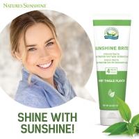 Sunshine Brite Toothpaste, Зубная паста Саншайн Брайт NSP, нсп зубная паста, саншайн брайт, зубная паста с листьями зеленого чая, купить зубную пасту нсп